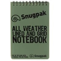 Snugpak All Weather Grid Notebook